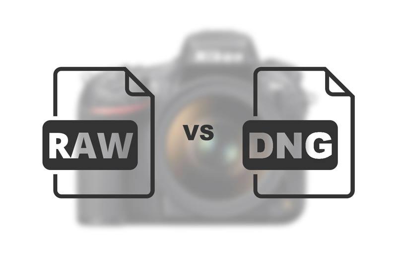 با فرمت DNG در عکاسی آشنا هستید ؟