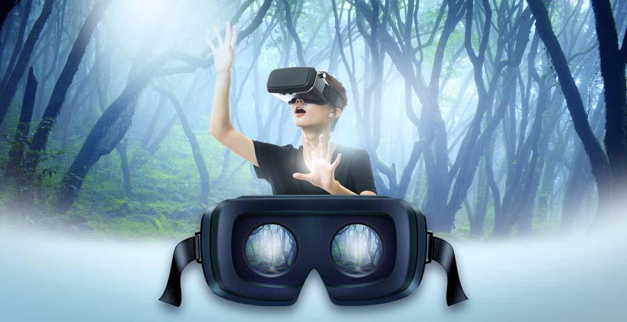 اموزش تکنیک تولید ویدیو مجازی و سه بعدی در پریمیرپرو