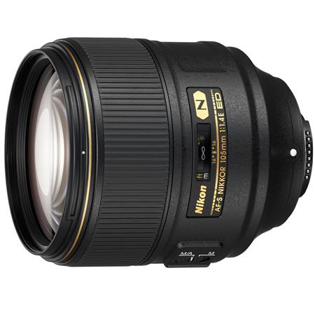 Nikon 105mm F/1.4