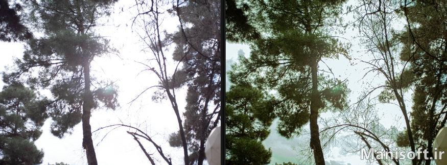 رفع مشکلات تصحیح رنگ عکس